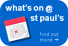 whats on at st pauls