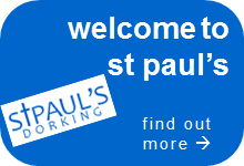 welcome to st pauls button