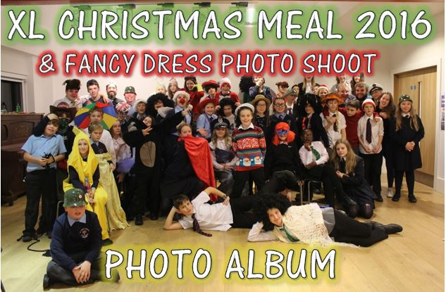 XL CHRISTMAS MEAL 2016 Photo A